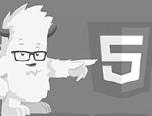 Foundation HTML/CSS framework