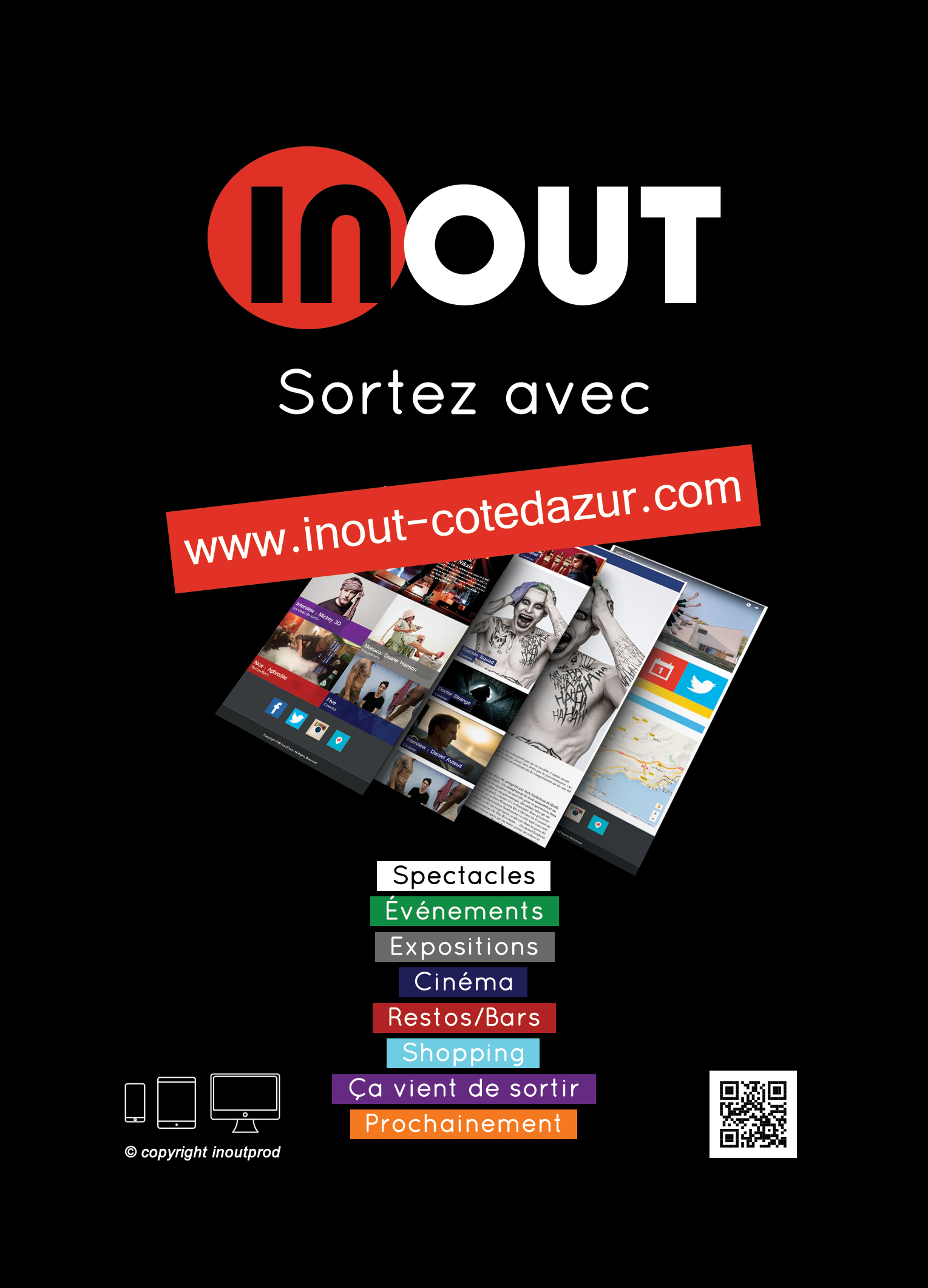 Flyer Inout