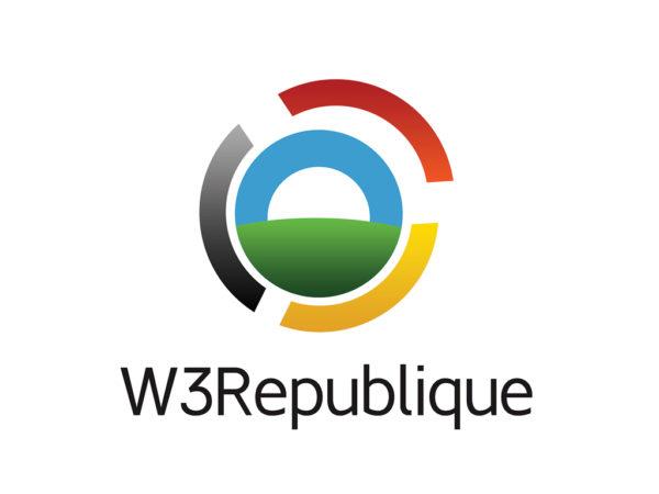 Logo W3République